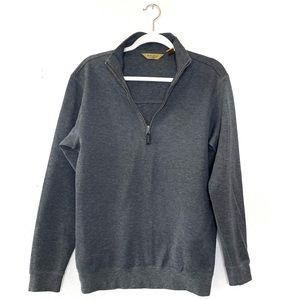 Roundtree & Yorke Performance Knit Pullover Small